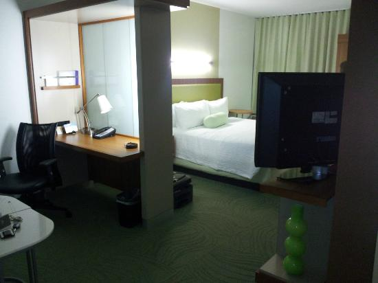 SpringHill Suites Columbia: Picture of the room