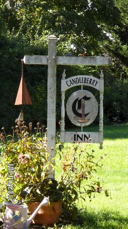 ‪‪Candleberry Inn‬: Candleberry Inn history