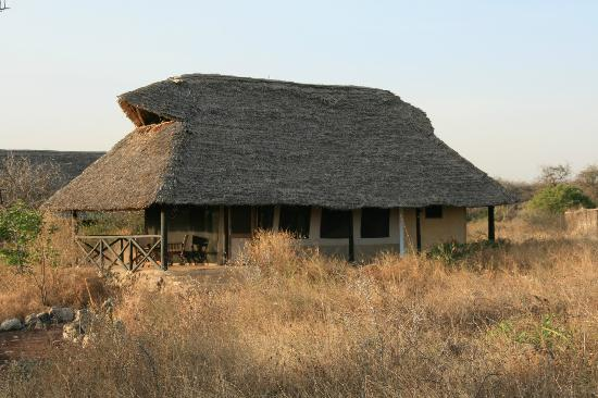 Oremiti Tented Lodge: Bungalow
