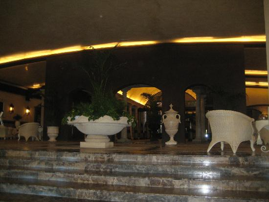 Iberostar Grand Hotel El Mirador: reception area