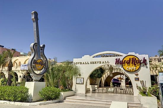 Hard Rock Cafe Egypt Hurghada