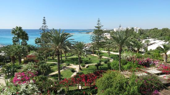 Nissi Beach Resort: From the room