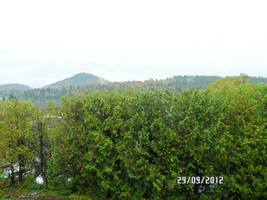 Lake Placid Summit Hotel: Room with a View!!!!!!
