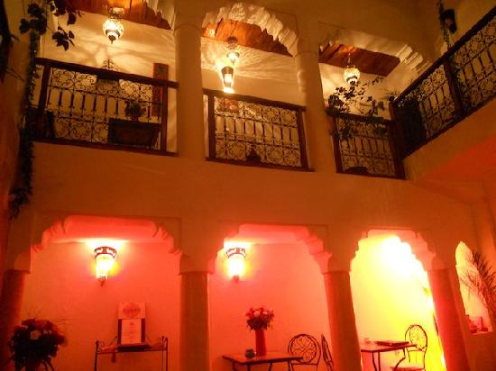 Riad Dar Saba : Patio