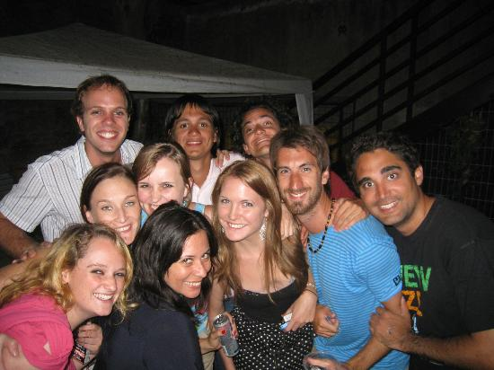 Santiago Backpackers: Meet new friends!