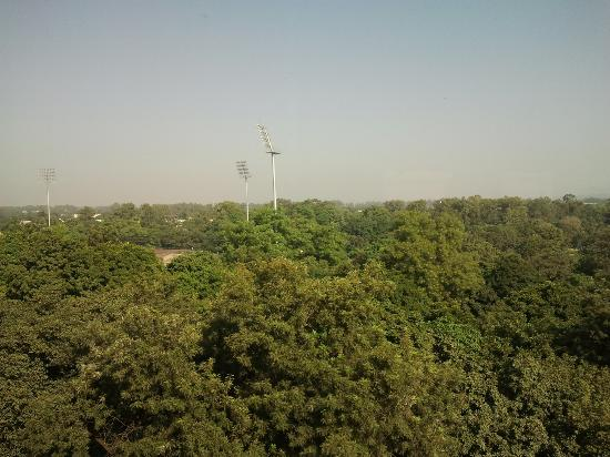 Shivalik View: view from the room