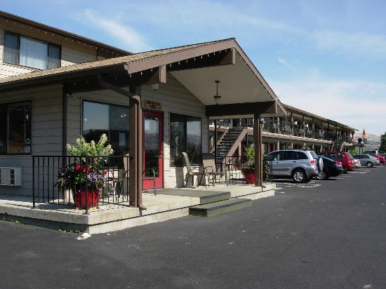 mountain view lodge manson wa motel reviews tripadvisor. Black Bedroom Furniture Sets. Home Design Ideas