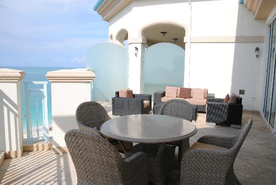 Seven Stars Resort: Penthouse deck