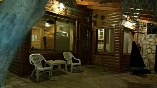 Ohn-Bar Guesthouse: the Eshed cabin. fantastic weekend.