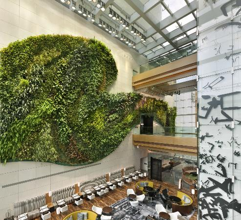 Hotel ICON: Vertical Garden