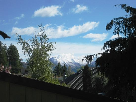Wyndham Vacation Resorts Wanaka: View from our room 404