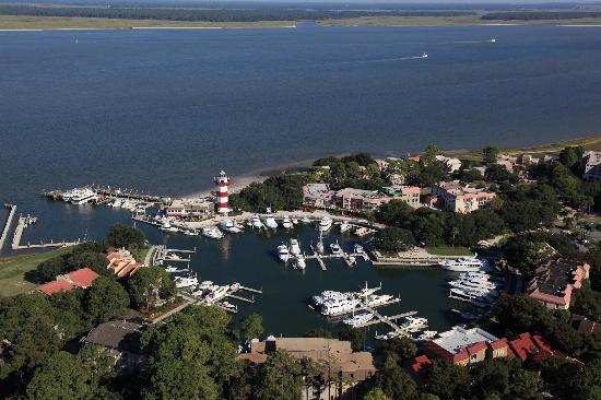 Harbour Town at Sea Pines Resort on Hilton Head Island
