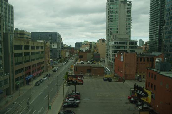 Cambridge Suites Toronto: View From the Room