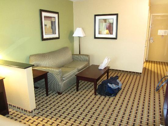 Clarion Inn & Suites Atlantic City North: Sitting Area