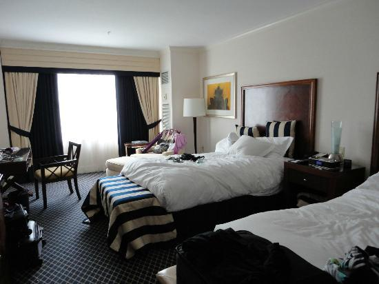 Ritz-Carlton South Beach: Nice comfy beds