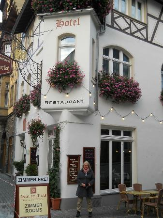 Hotel am Markt: pittoresque hotel in beautiful little village