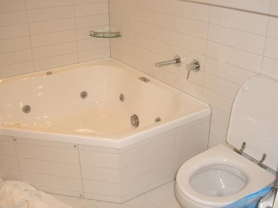 Albany Rosedale Motel: spa tub with room for two