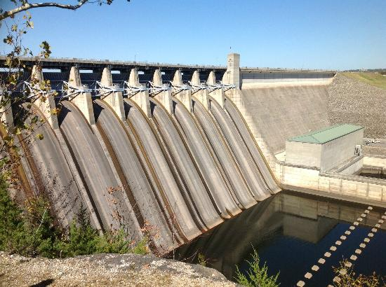 From Street View - Picture of Table Rock Dam, Branson ...