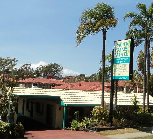 ‪Coffs Harbour Pacific Palms Motel‬