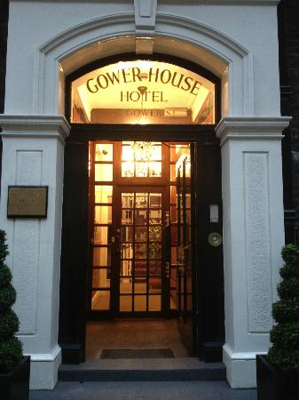 Gower House Hotel: Hotel Entrance