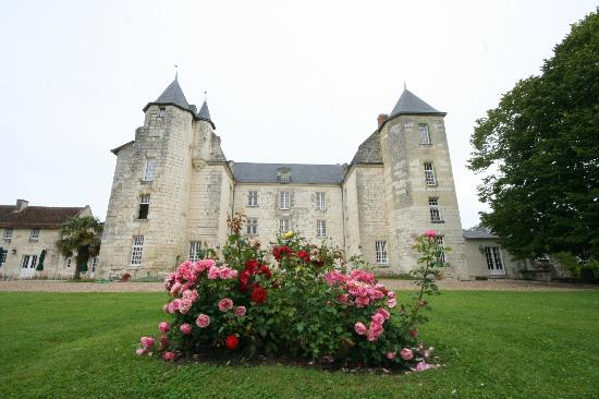 Chateau de Marcay: The Chateau