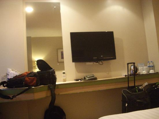 Bangkok Loft Inn: Superior Double Room