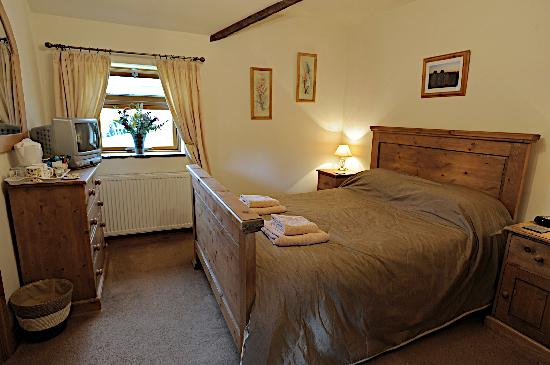 Chelmorton, UK: Double en suite