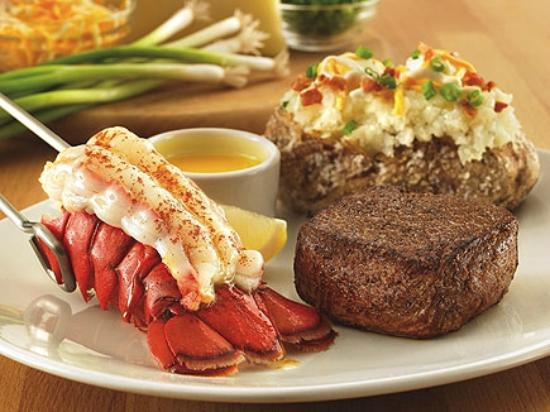 Fancy Steak And Lobster Dinner steakhouse dinner — recipes hubs