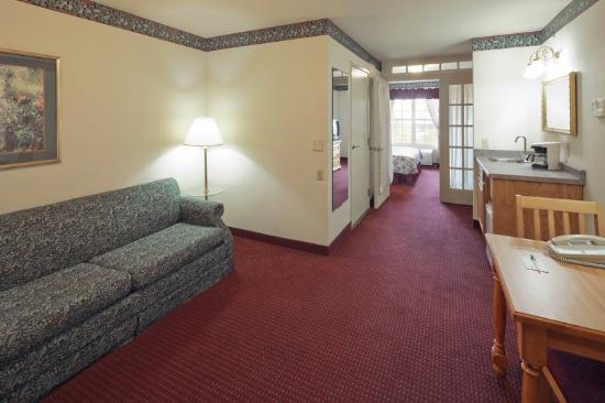 Country Inn & Suites by Carlson Milwaukee Airport: CountryInn&Suites MilwaukeeArpt Suite