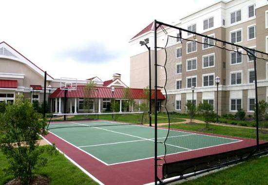 Residence Inn Norfolk Airport: Sport Court