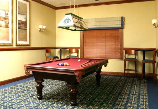 Residence Inn Norfolk Airport: Billiard Room