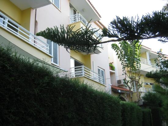 Apollonia Holiday Apartments: Upper apartments