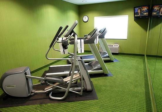 Fairfield Inn & Suites Dallas Mesquite: Fitness Center