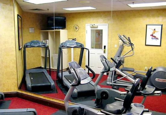 Residence Inn Fort Wayne Southwest: Fitness Center
