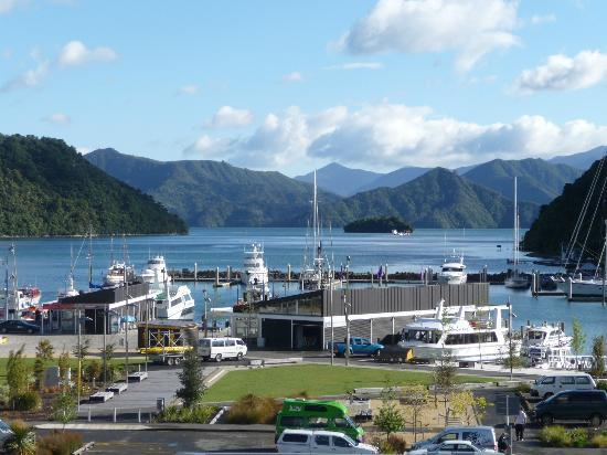 Mercure Picton Marlborough Sounds: View from room