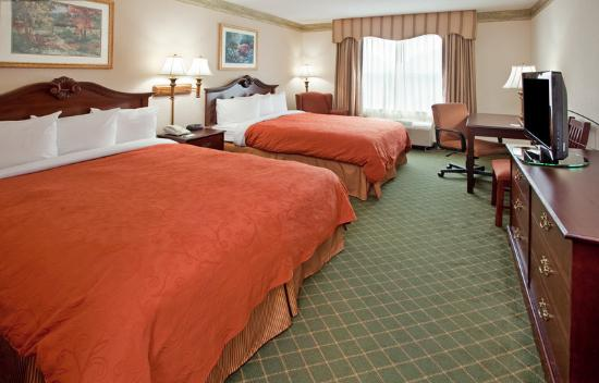 Country Inns & Suites Summerville: CountryInn&Suites Summerville GuestRoomDouble