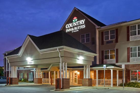 Capitol Heights, MD: CountryInn&amp;Suites CapitolHeights ExteriorNight