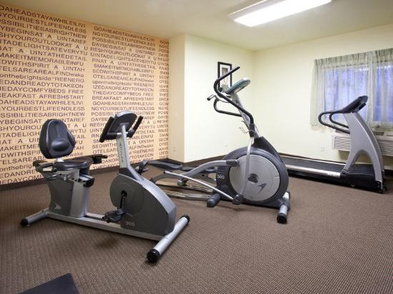 La Quinta Inn & Suites Henderson: Fitness Center