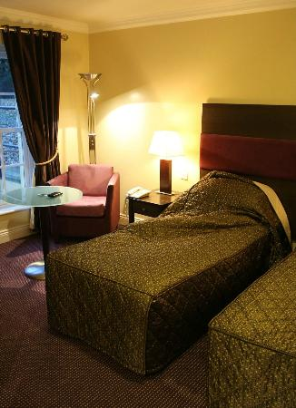 Athenaeum House Hotel: Room 104 ( twin room)
