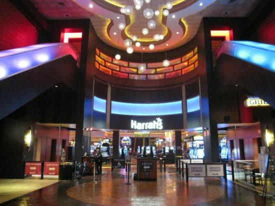 Harrah's North Kansas City: Inside entrance to casino