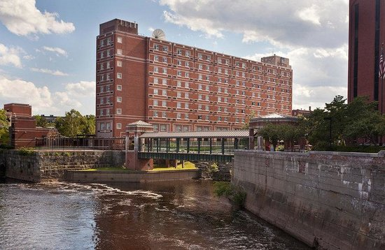 UMass Lowell Inn and Conference Center: River Copy