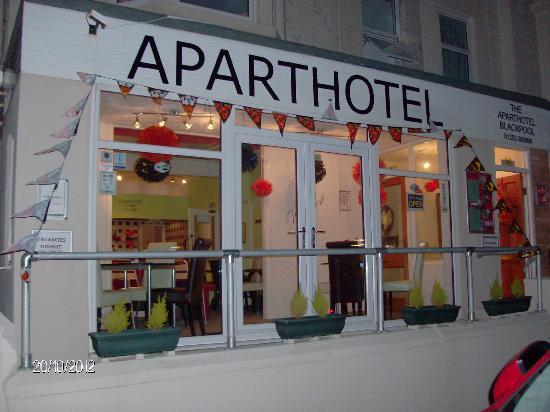Aparthotel Blackpool