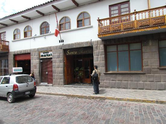 Santa Maria Hostal