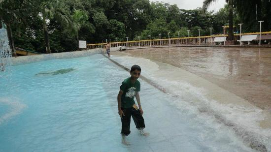 Thane, Indien: water park