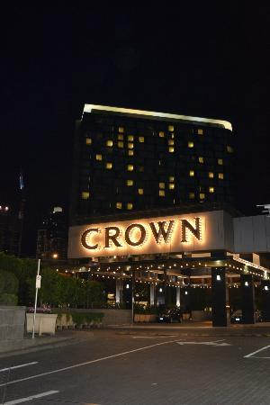 Crown casino payroll