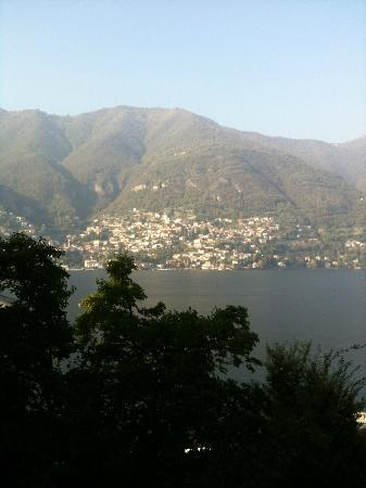 Blevio, Italy: Room with a view