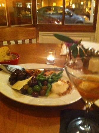 Bellows Falls, เวอร์มอนต์: vegetable starter