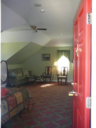 Kearsarge Inn: A lovely room