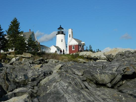 Bradley Inn: Pemaquid Point Lighthouse