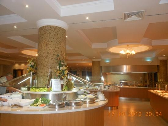 Atlantica Golden Beach Hotel: food again